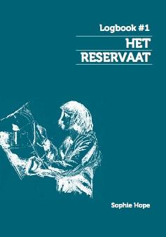 Logbook 01 Het Reservaat Cover