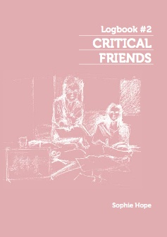 Logbook 02 Critical Friends Cover